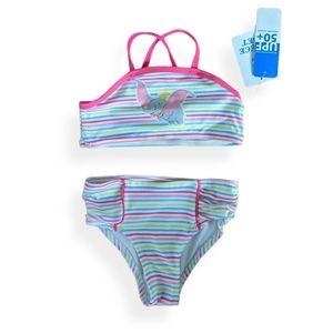 NWT Disney Baby Dumbo two piece bikini swimsuit